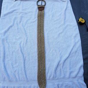 Turkish Accessories - Turkish Rope Belt